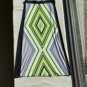 MICHAEL KORS Patterned maxi skirt 🍃